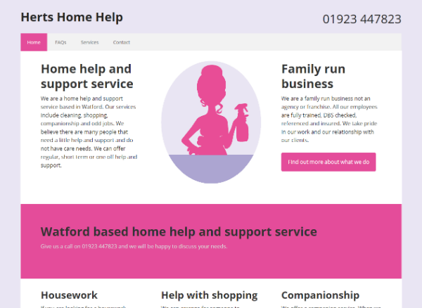 Herts Home Help