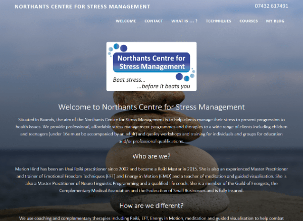 northantsstressmanagement.co.uk