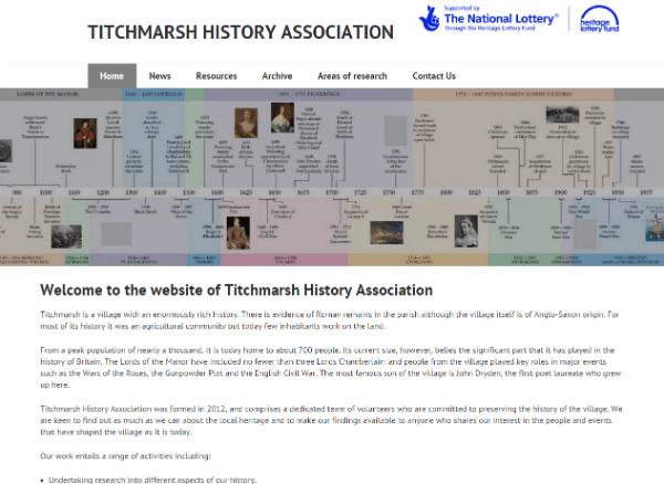 titchmarshhistory.co.uk