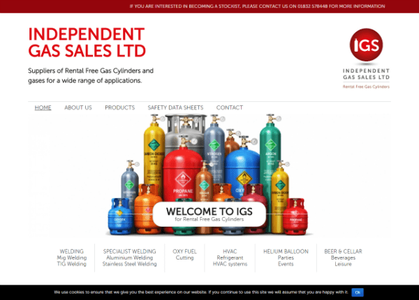 Independent Gas Sales