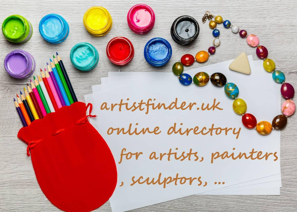 Introducing ArtistFinder.uk