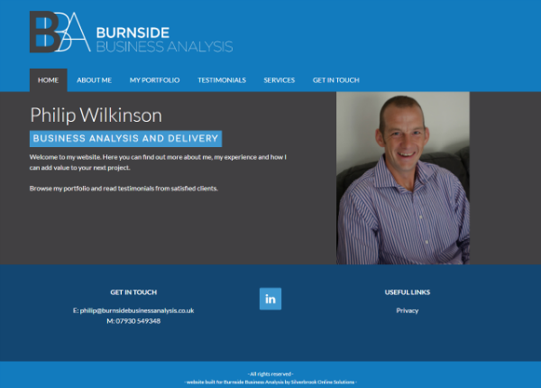 Burnside Business Analysis