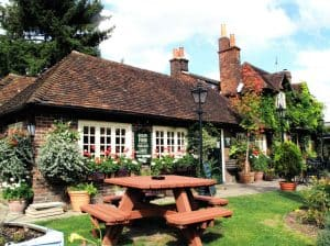 Does your local pub need a new website?