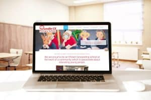 Websites for schools by Silverbrook