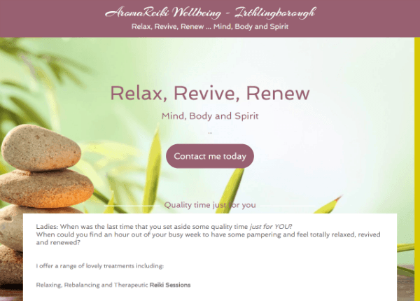 AromaReiki Wellbeing - Irthlingborough